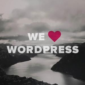 we-heart-wordpress