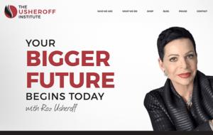 usheroff web design