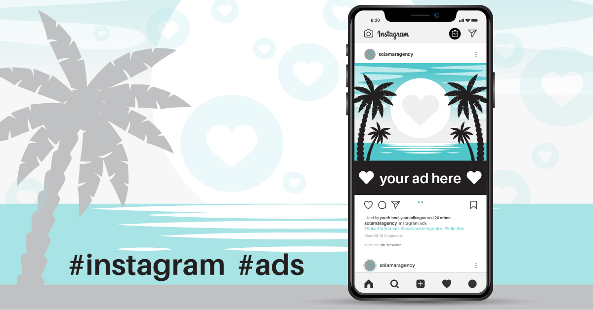 Worth A Thousand Words — The Power of Instagram Ads - Solamar Agency